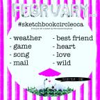 FEBRUARY – SKETCHBOOK CIRCLE